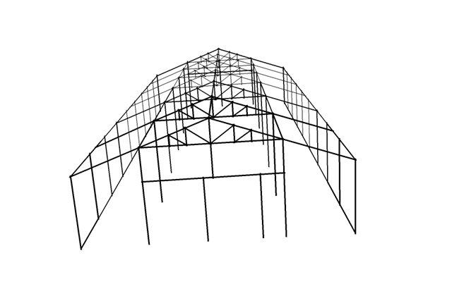 план постройки новой теплицы