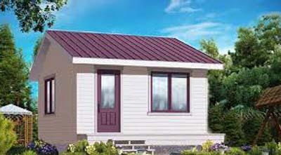 из каких материалов построить дачный домик