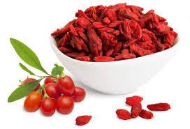 ягоды годжи рецепты