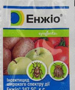 энжио методы борьбы с вредителями овощей
