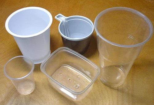 посуда для рассады